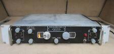 Watkins Johnson CEI SVT-30C-3 !!! serial 1 !!! VHF-tuner schaltet ein / as is