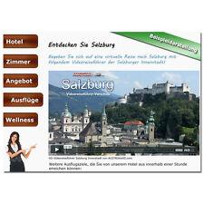 Reisevideos für Ihre Website: Kompakte Online Video Reiseführer aus Österreich