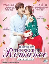 Korean Series: MY SECRET ROMANCE DVD in English Sub