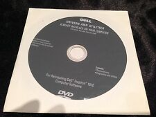 Dell Inspiron 1010 disco de controladores DVD CD