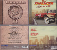 2 CD, Lionville-II (2012, +2) + THE Theander Expression-Strange nostalgia, AOR
