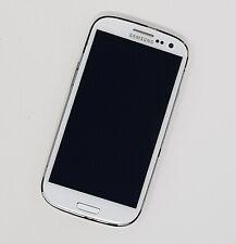 Samsung Galaxy S3 3G 4.8'' - I9300 - White Working Condition - Unlocked Fast P&P