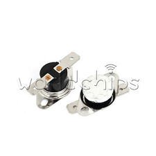 KSD301 85°C / 185°F Degree Celsius NO N.O Temperature Switch Thermostat 250V 10A