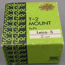 Soligor T2 Mount for Leica-S