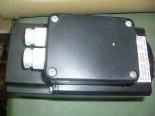 FISCHER... 500-564141104... Motore Elettrico 0.12 KW C/W FRENO... nuovo non imballato