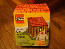 LEGO--EASTER CHICKEN SUIT GUY FIGURE (NEW)