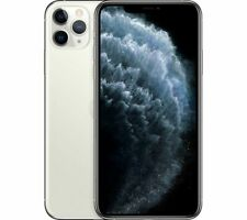APPLE iPhone 11 Pro Max - 512 GB Mobile Smart Phone Silver - Currys