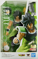 S.H. Figuarts Broly Super Action Figure Dragon Ball Super Bandai Tamashii Nation
