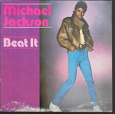 "45 TOURS / 7"" SINGLE--MICHAEL JACKSON--BEAT IT / GET ON THE FLOOR--1982"