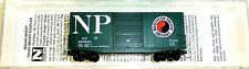 Northern Pacific 40 Hy Cube Box Car Single Micro Trains 101 00 010 N 1:160 HU3 å