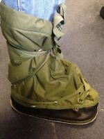 EXTREME COLD WEATHER OVERBOOTS, BRITISH ARMY FALKLANDS, MARINES, ARCTIC [04004]
