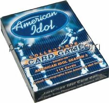American Idol Collectible Card Game Season 3