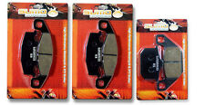 Kawasaki Front + Rear Brake Disc Pads ZG 1000 Concours A9-A20 & A6F (1994-2006)-