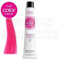 NUTRICOLOR CREME FONDANT COLORS 005 ROSA 100 ML