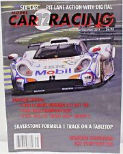 MODEL CAR RACING MAGAZINE #72 - SCALEXTRIC , FLY , SCX , NINCO 1/32 SLOT CARS