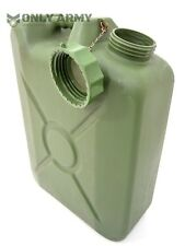 NATO Issue Fuel / Water Can 20 Litres Wide Mouth 20L Jerry Can Diesel Petrol