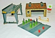 Hornby 00 Gauge Model Railway Spares. Coal Hopper, Fuel Station, Engine Shed