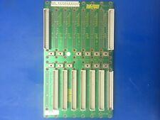 BUSTRONIC 101VMEM108 VMEbus J1J2  8-SLOT VMEBUS BACKPLANE (USED)