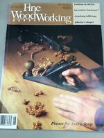 Taunton Fine Wood Working Magazine Vintage June 1995 Home Building Hardware Tool