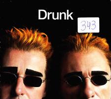 PET SHOP BOYS - DRUNK CD SINGLE PROMO 1 TEMA 1999 VERY GOOD CONDITION