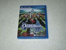 Mystery Chronicle One Way Heroics PlayStation Vita Limited Run #21 FREE SHIPPING