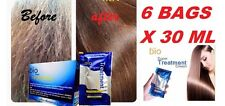6x HAIR TREATMENT BIO SUPER GREEN CREAM INTENSIVE DAMAGE DRY HAIR LOSS 30 ML