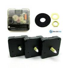 NEW Slim Micro Mini Round Clock Movement Short or Medium Shaft MYM-129
