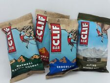 12 Clif Bars (full case) Energy Food for Cyclists, Runners Vegan!(FREE POSTAGE)