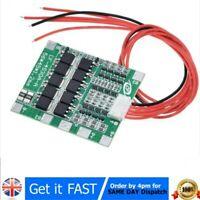 4S 30A 16.8V 14.8V Li-ion Lithium 18650 Battery BMS PCB Protection Board Balance