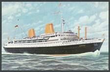 646261) Schiffs AK MS Europa norddt. Lloyd