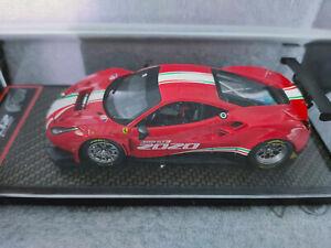 Ferrari 488 GT3 EVO 2020 BBR 1/43 BBRC238 - 188 exemplaires