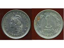 ARGENTINE 1 peso 1961