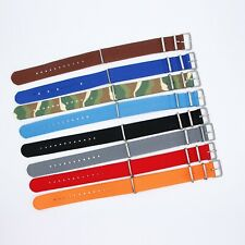 Sports Watch Band Nylon Strap 22 MM Replacement Wristband Watch Accessories