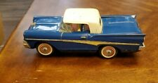 Vintage Tin Toy Ford Skyliner Convertible 1950/1960s Battery Operated Japan