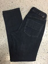 JAG JEANS Womens Size 6 Dark Wash Stretch Blue Denim Low Rise Slim Leg (R770)
