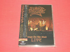 KING DIAMOND SONGS FOR THE DEAD LIVE JAPAN 2 DVD + CD EDITION
