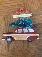 Car/Tree Christmas Ornament