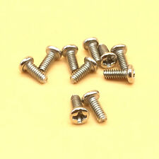 10pcs iPhone 4 4G Bottom Dock Connector Phillips / Cross Screws [159A]