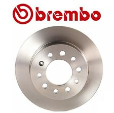 Rear Left or Right Disc Solid Brake Rotor Brembo for Hyundai Tiburon 2003-2008