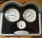 Nautic Star Teleflex Gauge Panel Speedo Tactometer Fuel P Ns161p23382