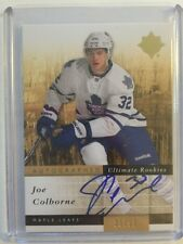 2011-12 Ultimate Joe Colborne /99 Auto Rookie Upper Deck 11/12