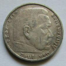 Allemagne - 5 mark 1936 A en argent
