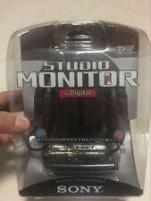 2017 NEW MDR-V900 Headband Monitor Series Headphones - Black
