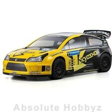 Kyosho DRX VE Demon 1/9 ReadySet Electric Rally Car (w/KT-200 2.4GHz Transmitter