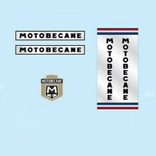 Motobecane Bicycle Frame Stickers - Decals - Transfers n.1