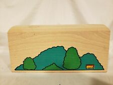 Authentic BRIO Wooden Tunnel Compatible with Thomas Wooden EUC