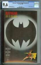 Batman: The Dark Knight Returns #3 CGC 9.6 Death of Joker