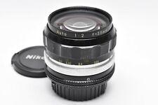 [EXC+++++] NIKON Nippon Kogaku Nikkor OC Auto 35mm F/2 Ai Converted Lens Japan