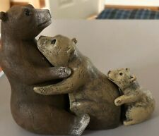 3 Latex moulds for making This Lovely Set Of Interlocking Bears