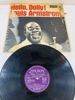 Louis Armstrong Hello Dolly! LP Vinyl Record 1964